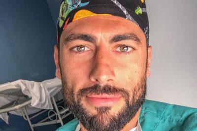 Giovanni Angiolini, il medico più bello d'Italia: Spero non vogliano fratturarsi per venire da me