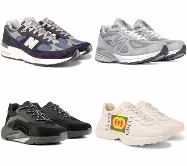 The Best Men's Sneakers With Chunky Soles