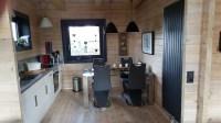 Blockhaus im Harz mit Sauna - Ferienhaus in Sankt ...
