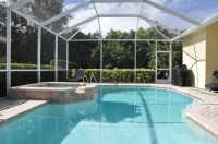 Naples Haus mit Pool und Whirlpool - Ferienhaus in Naples ...