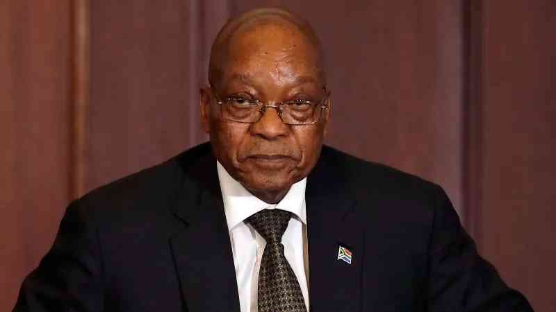 south africa s ruling party demands that zuma resign 1