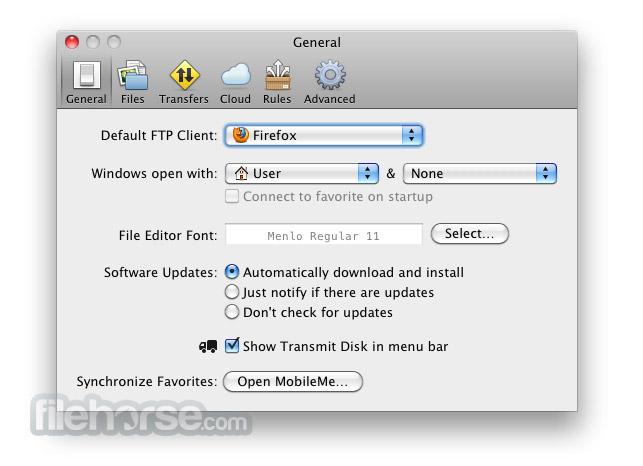 Transmit 4410 Download for Mac / FileHorse