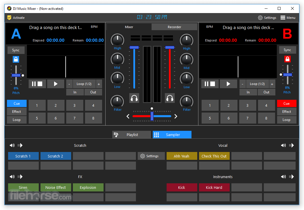 1 Month Vpn Dj Music Mixer 8.1 Download For Windows / Old Versions