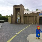 The Stig In LEGOLAND