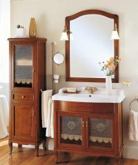 Romantisches Landhaus Badezimmer-Set Victoria - 826854
