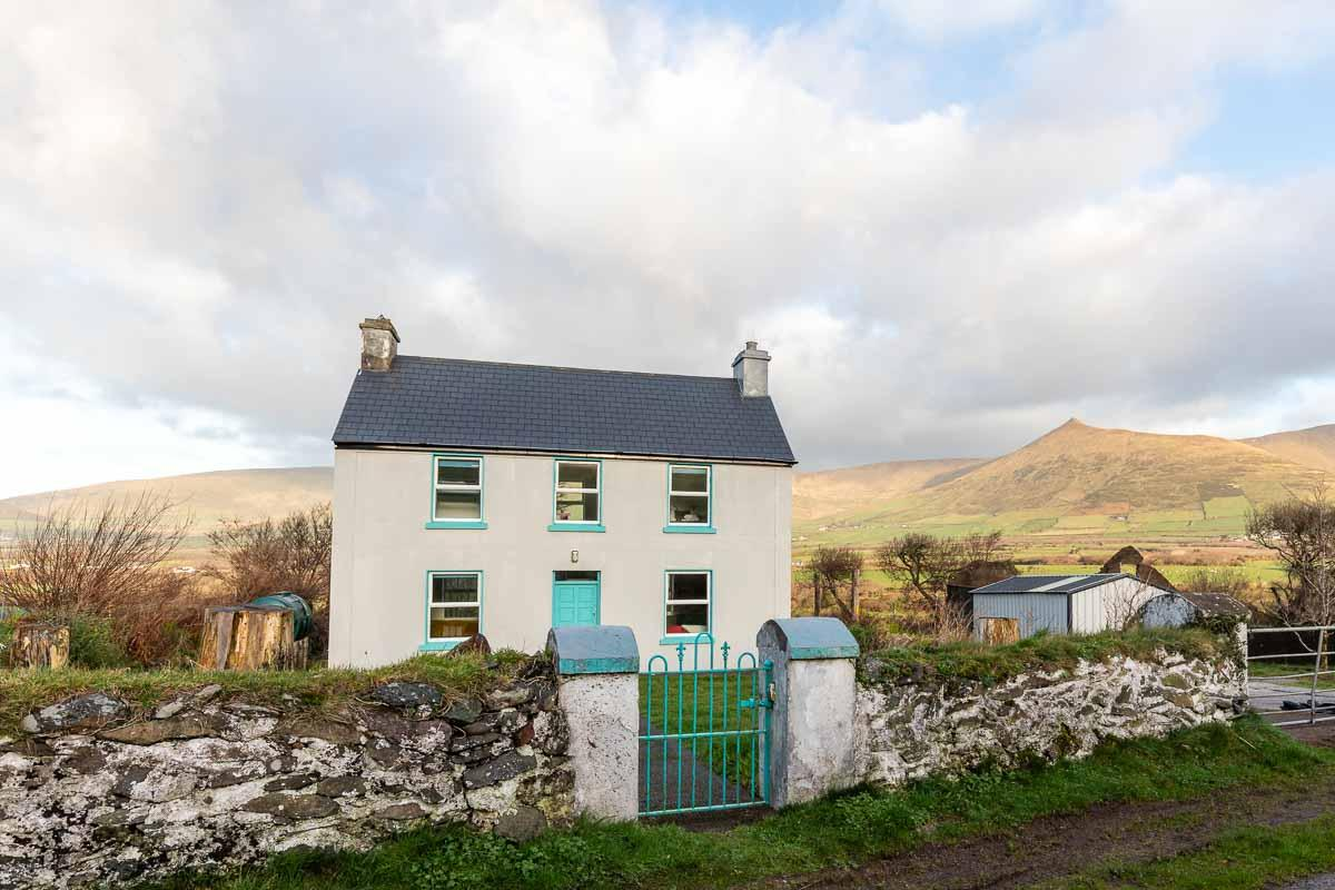 Kinard Farmhouse Traditional Irish Farmhouse 5 Star Self Catering Dingle Fivestar Ie