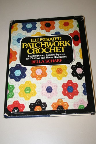 Patchwork crochet up for grabs