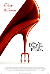 The devil wears prada movie poster