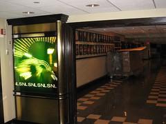 Entrance to SNL studio