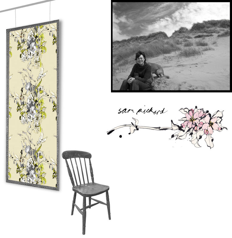 Sam Pickard - UK Textile Designer