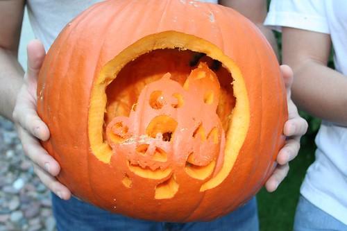 John's pumpkin