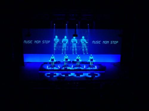 Music Non Stop | Kraftwerk