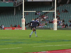 Big Dell warming up