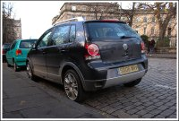 Vw Polo Dune Roof Rail - 12.300 About Roof