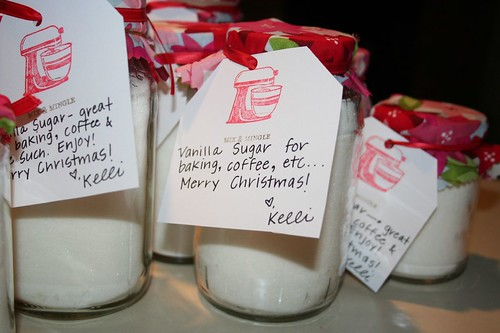 vanilla sugar tags
