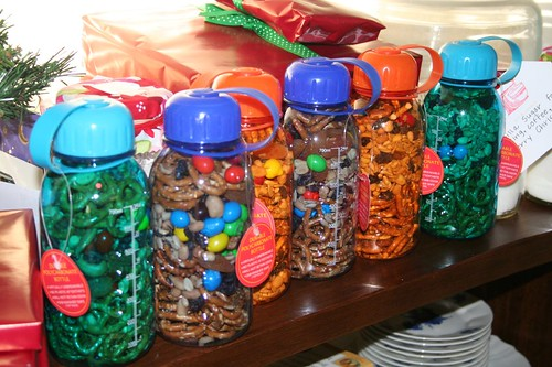bottled trail mix
