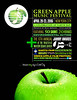 Green Apple Music Festival Online Flier