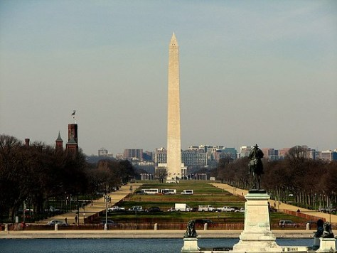 Vista del National Mall