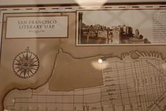 San Francisco Literary Map