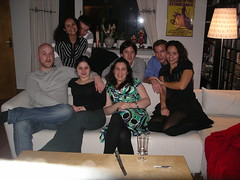 Queijos e vinhos (familia luluzinha com bolinhas)