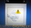 Thumbprint scanner