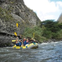 Rio Mira: Exploring and Rafting The Mira River in Ecuador