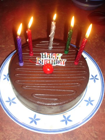 My Birthday Cake (2006)