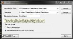 Clone Repository