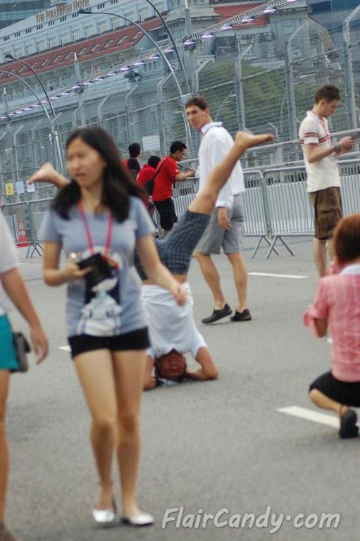 Grand Prix Season Singapore - Day 2 Formula 1 (15)