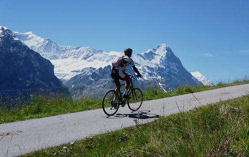 Me and the Eiger