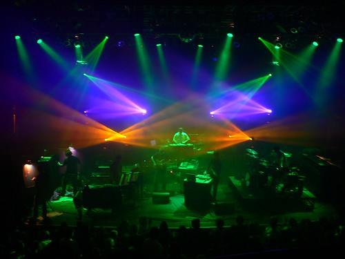 STS9 from the Balcony