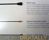 Setup - HD cables