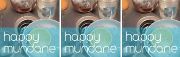Blog of the Week: Happy Mundane