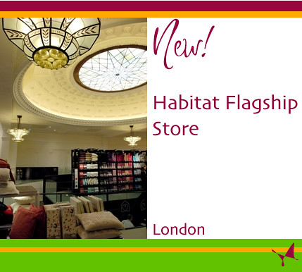 Habitat - New Flagship Store in London!