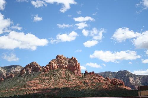 Sedona red rocks2