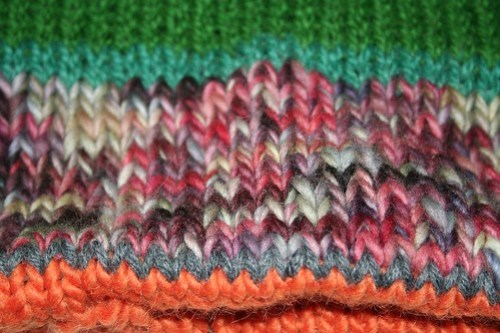 scrap yarn bag cu