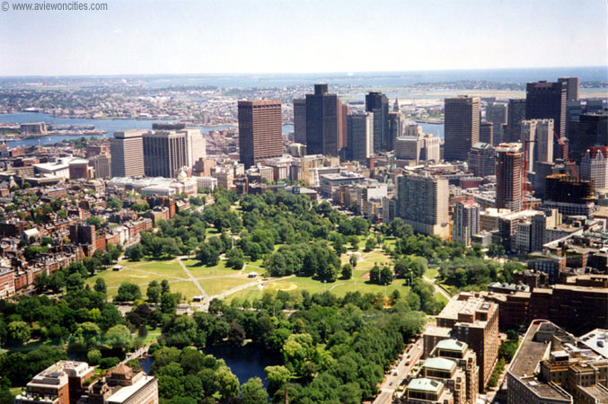Weekend in Boston: April 28-30