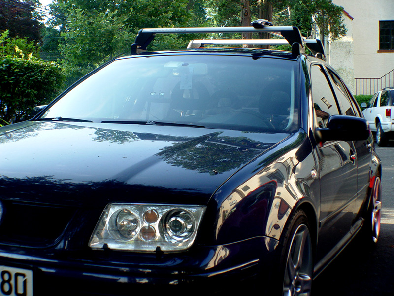 Vwvortexcom The Official Roof Rack Info Thread Load39um Up Whats On Your Roof