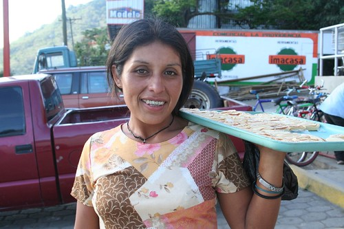Candy vendor3,  Jinotega