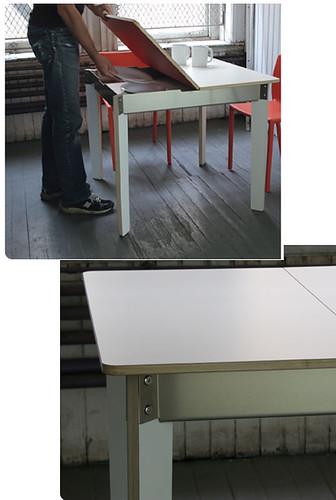 Vessel - New Squat Worktable Coming Soon!