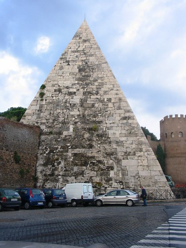Pyramid of Cestius