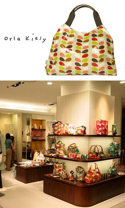Interview with Orla Kiely