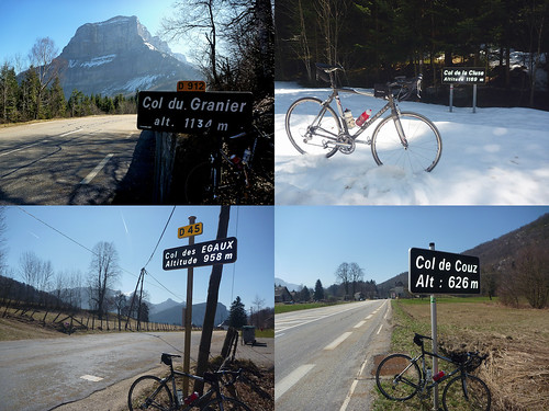 Col Hunting: Chartreuse Alps