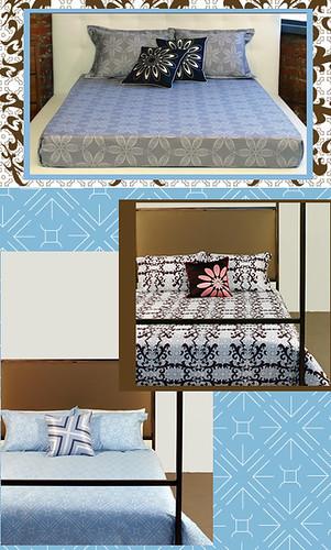Plush Living Bedding: NEW!