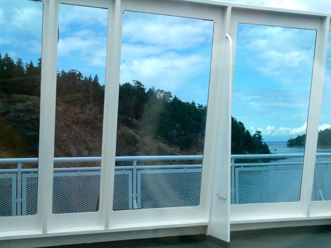 View from BC Ferries