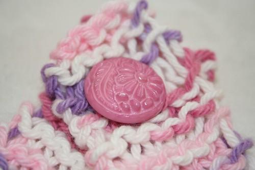 pretty pink button, ala mama