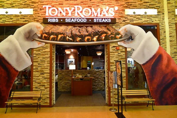 Tony Romas