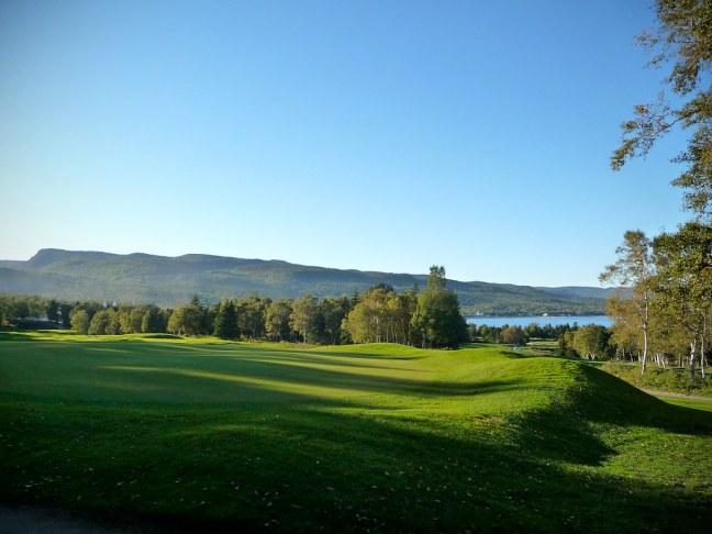 Golf at Highlands Links
