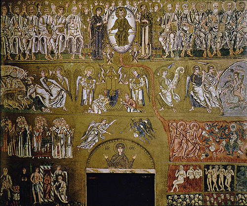 The Last Judgement - Torcello Mosaic