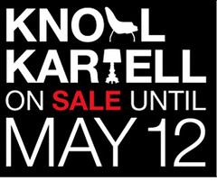 Knoll + Kartell Sale at Design Within Reach